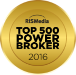 Top 500 Power Broker Award