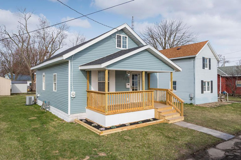 275 Nye St, MARION, Ohio 43302, 4 Bedrooms Bedrooms, ,1 BathroomBathrooms,Single Family Home,Contingent,Nye,1049