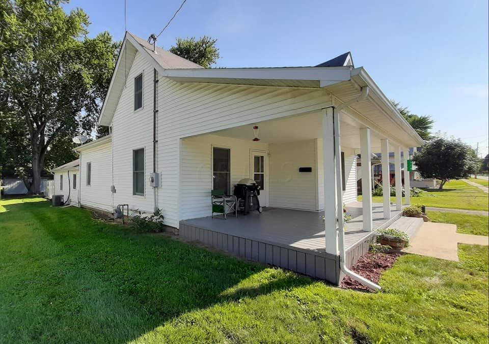 114 Nichols St, Cardington, Ohio 43315, 3 Bedrooms Bedrooms, ,2 BathroomsBathrooms,Single Family Home,For Sale,Nichols,1005