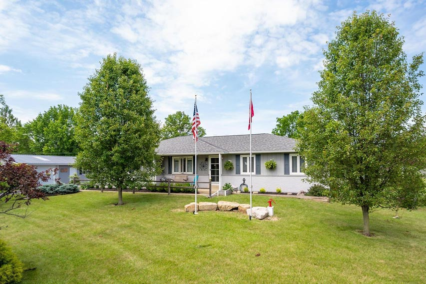 3185 Powell Rd, Lewis Center, Ohio 43035, 3 Bedrooms Bedrooms, ,2 BathroomsBathrooms,Single Family Home,For Sale,Powell,1067