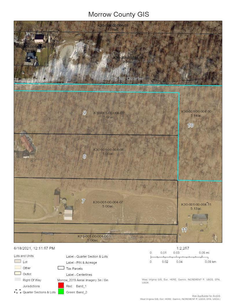 38 Township Rd, Galion, Ohio 44833, ,Land,For Sale,Township,1070
