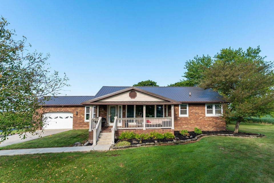 1852 Township Rd 162 Rd, Ashley, Ohio 43003, 4 Bedrooms Bedrooms, ,3 BathroomsBathrooms,Single Family Home,For Sale,Township Rd 162,1076